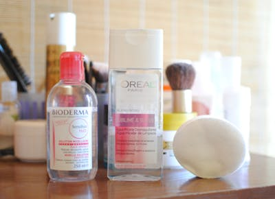 Be kind to your skin with micellar water