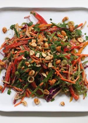 Thai Veggie Salad