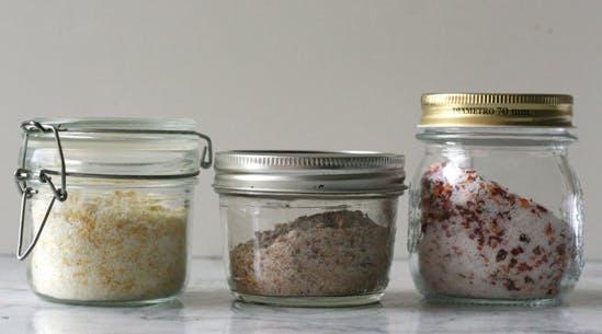 Flavored Salt