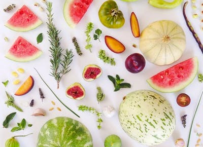 InstaBreak: Julie Lees Stunning Food Collages