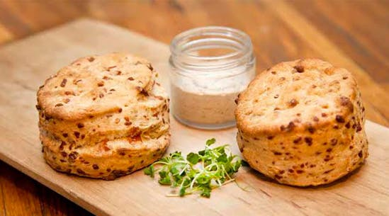 Bacon Cheddar Biscuits | Biscuit Recipe - PureWow
