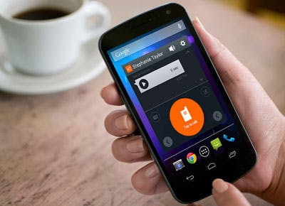 Text Using Voice Messages with Voxer
