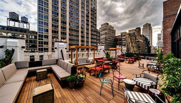 Nyc S 10 Best Rooftop Bars Rooftop Bars Nyc Purewow