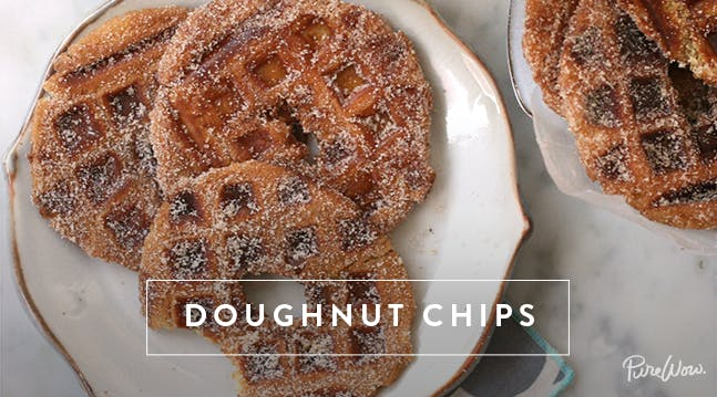 Doughnut Chips | Recipes | Purewow