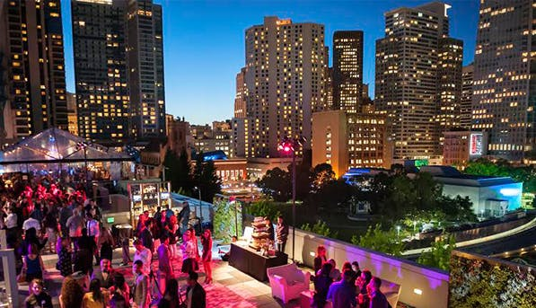 Sf S Best Rooftop Bars Food Purewow San Francisco