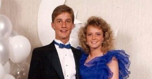 Non Traditional Wedding Dresses Los Angeles: 10 Awkward Celebrity Prom Photos