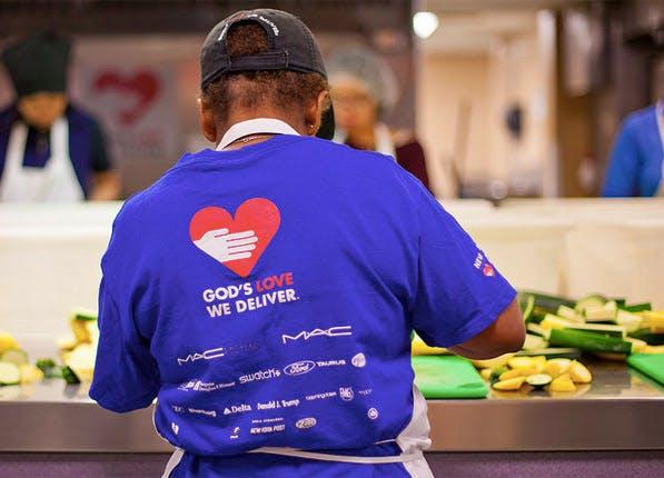 nyc office perks volunteering