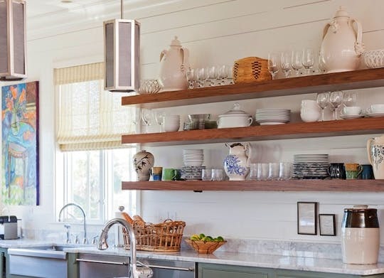 The 8 most common kitchen design mistakes home purewow - Common home design mistakes stress later ...