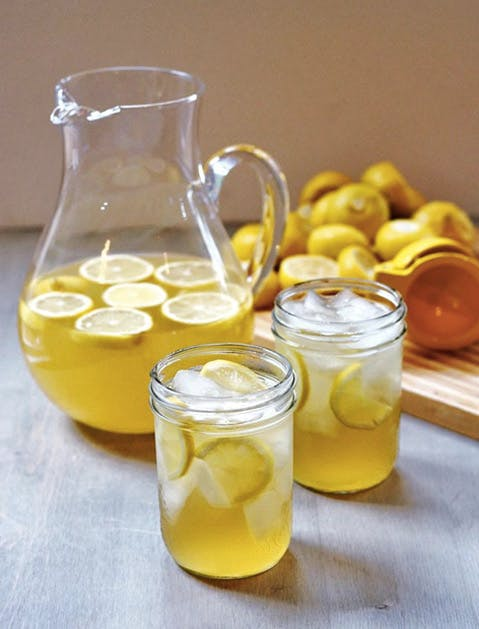 9 easy to make pitcher cocktail recipes food purewow for Pitcher drink recipes for parties