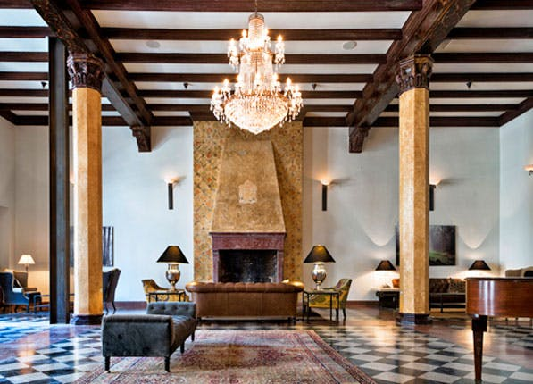 The best boutique hotels all over town travel purewow for Boutique hotel normandie