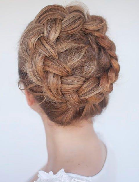 hairstylecrownbraid