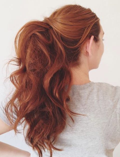 holidayhairredpony