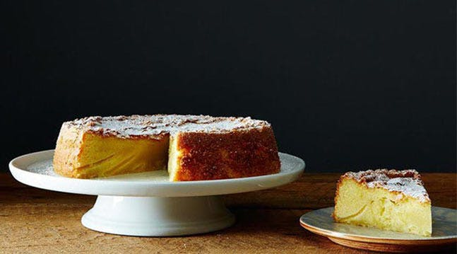 This Almond Cake Recipe from Chez Panisse Cafe Is Everything