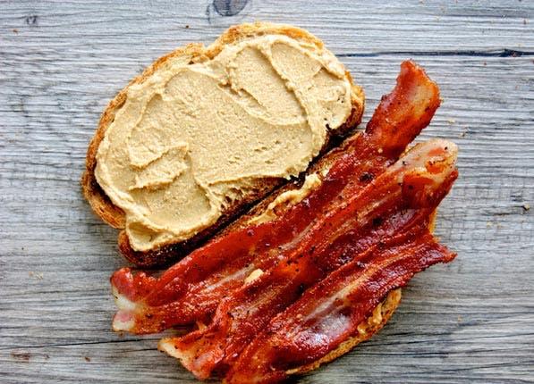 peanut sandwich