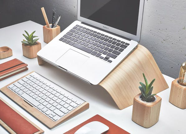 desk health height