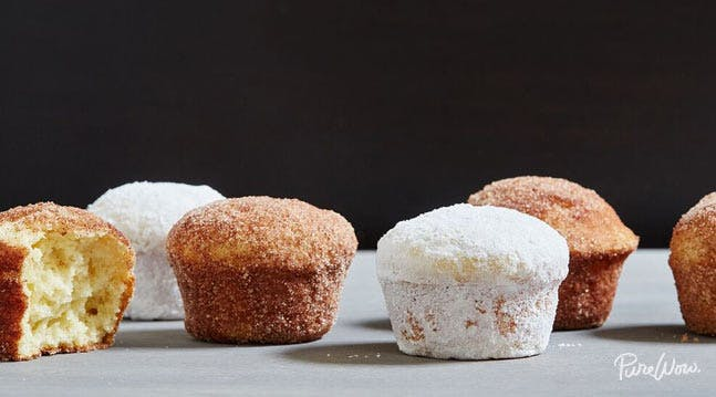 Doughnut Muffins | Recipes | PureWow National