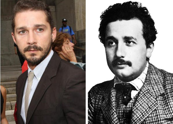 Celebrity Dopplegangers from History | Entertainment | Purewow