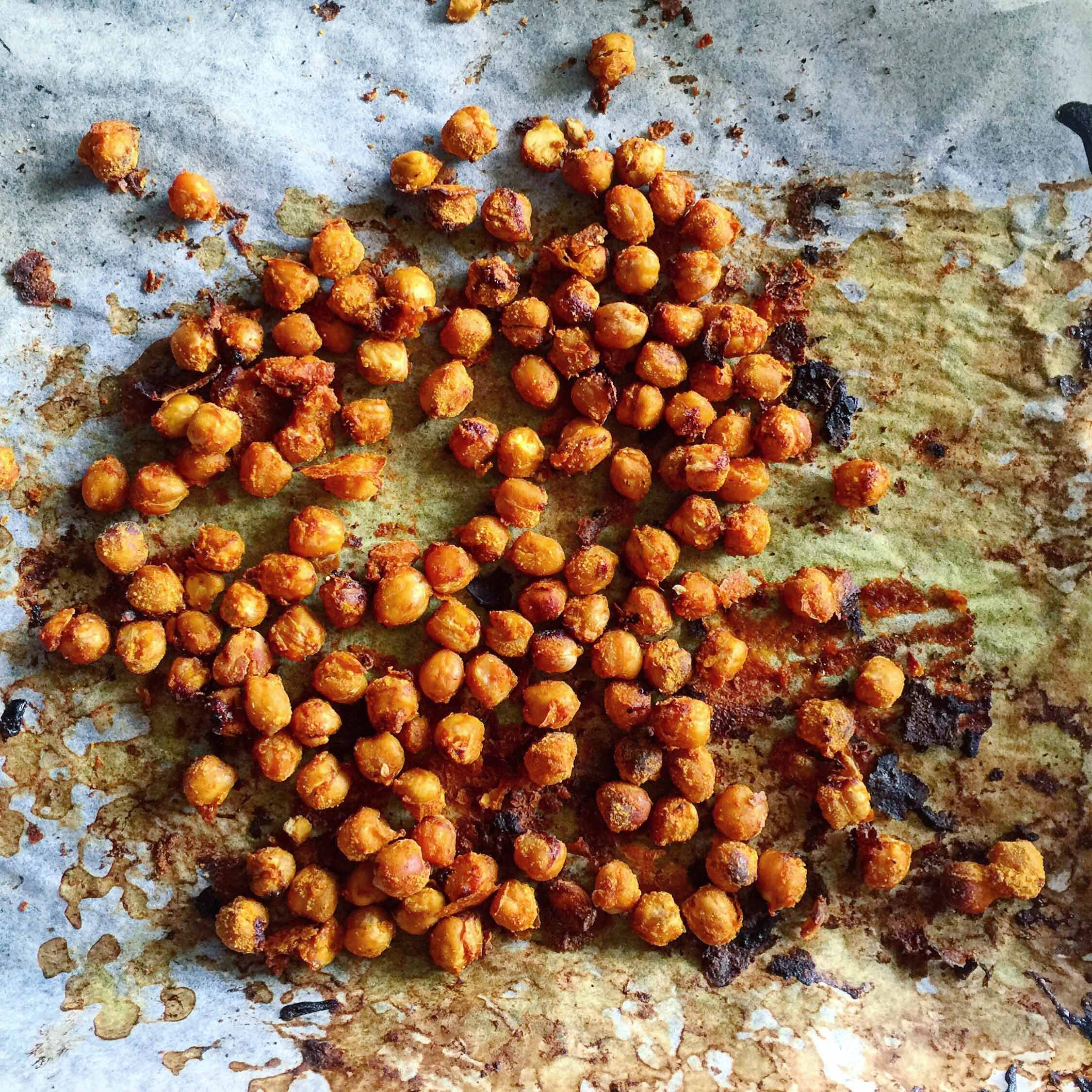 How to Make Chickpeas Taste Like Cinnamon Toast Crunch