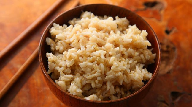 The Easy Trick That Makes Brown Rice Taste Amazing