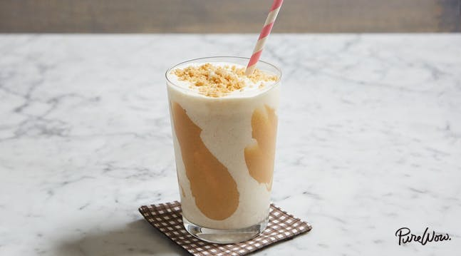 Do-Si-Do Milkshake: Girl Scout Cookie Inspired Recipe - PureWow