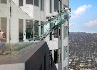 LA Skyslide
