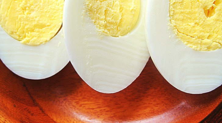 PSA: Steaming Your Eggs Is Faster Than Hard-Boiling Them