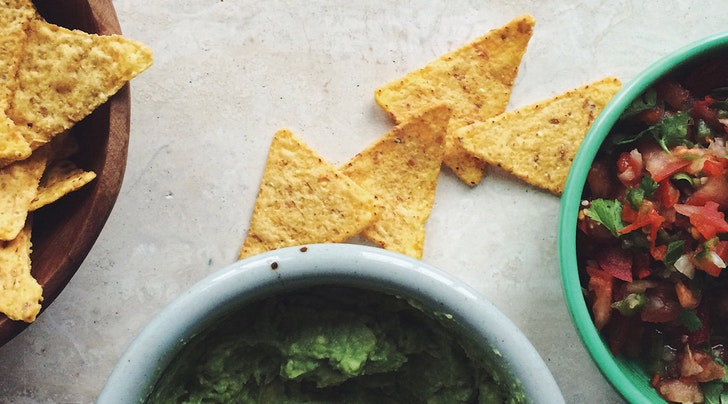 How to Make Your Own Tortilla Chips in 10 Minutes