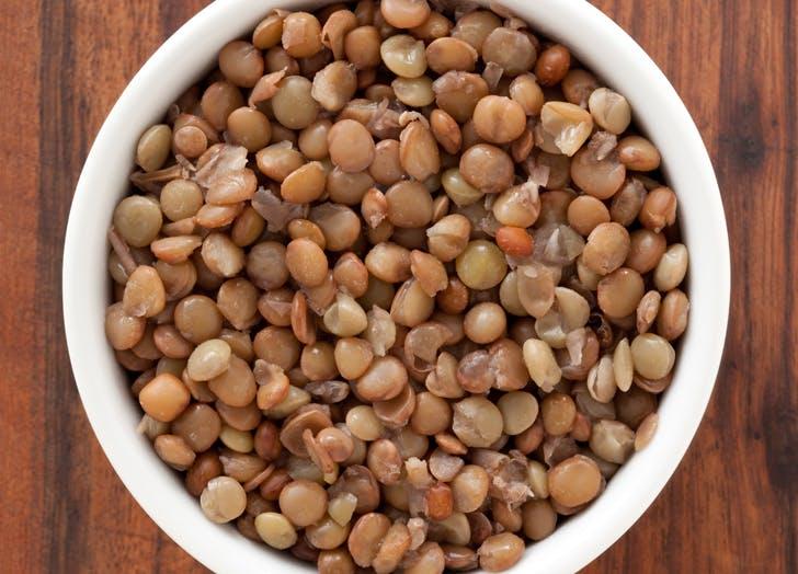 20 lentils