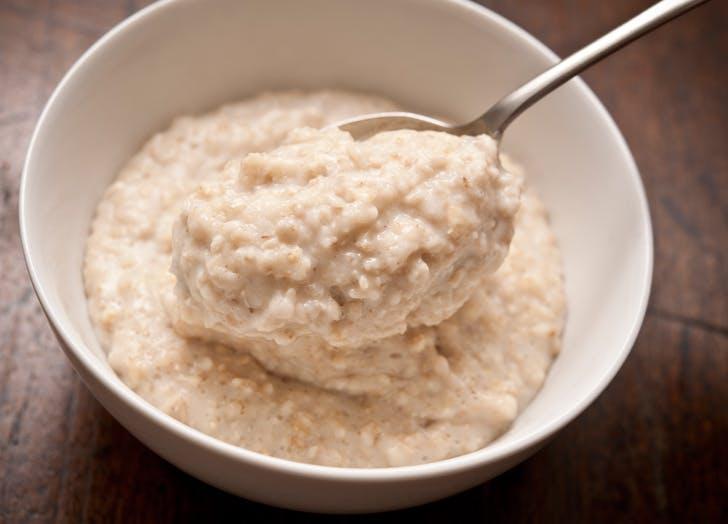 20 oatmeal