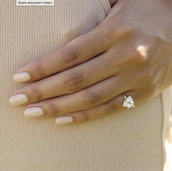 Why You Might See a Bunch of Women Wearing Pinky Rings
