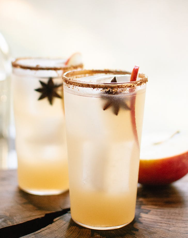 cocktails applemarg