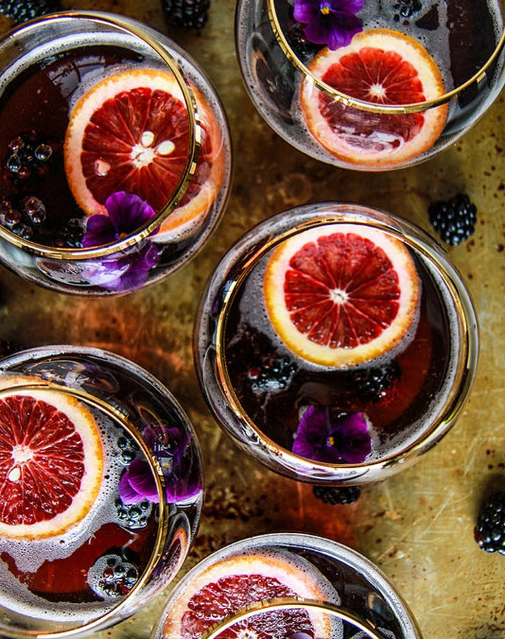 cocktails bloodorange