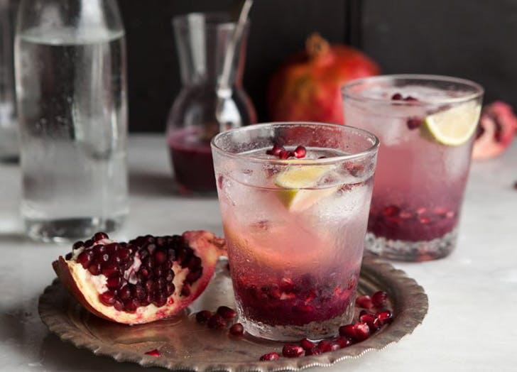 cocktails pomginger