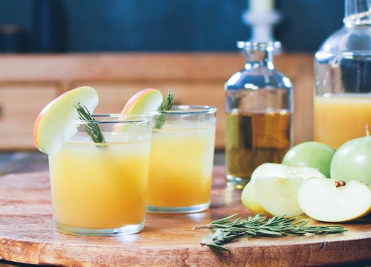 cocktails rosemarymezcal