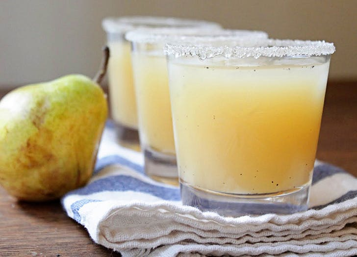 cocktails vanillapear
