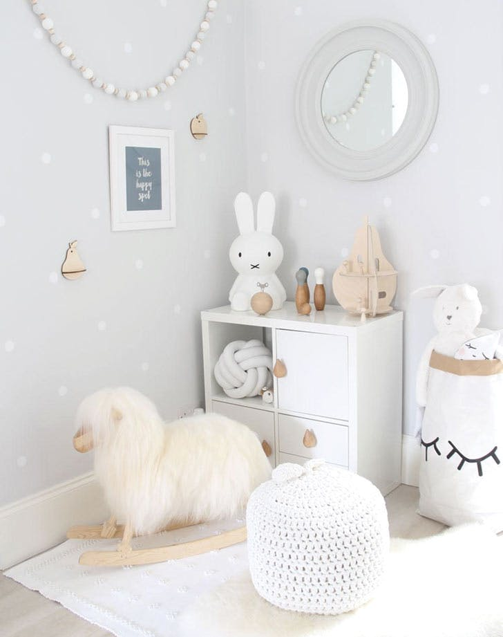 8 Gender Neutral Nursery Dcor Trends PureWow