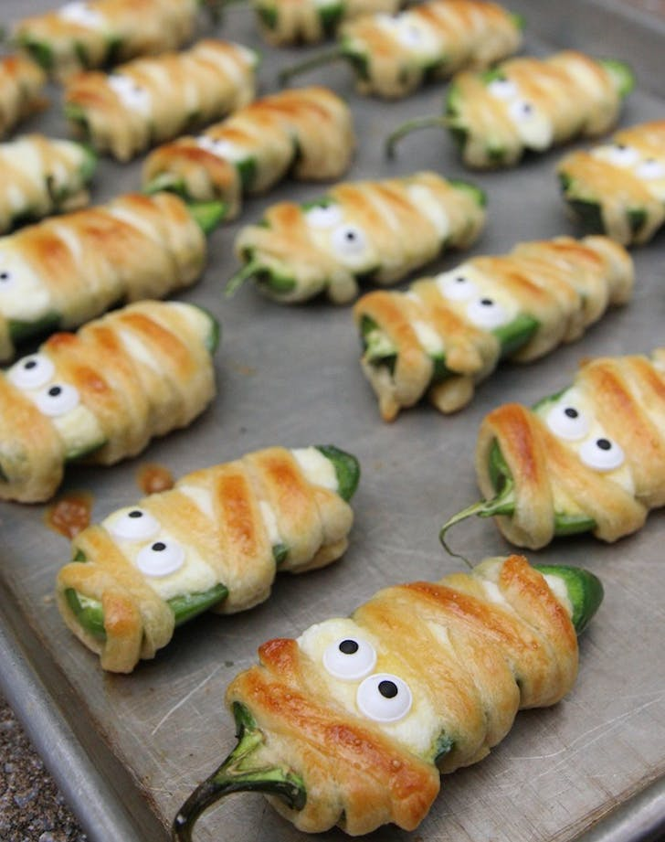 Halloween Themed Snacks And Drinks For Adults Purewow