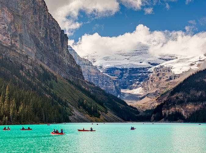 The Most Ridiculously Beautiful Places In The World