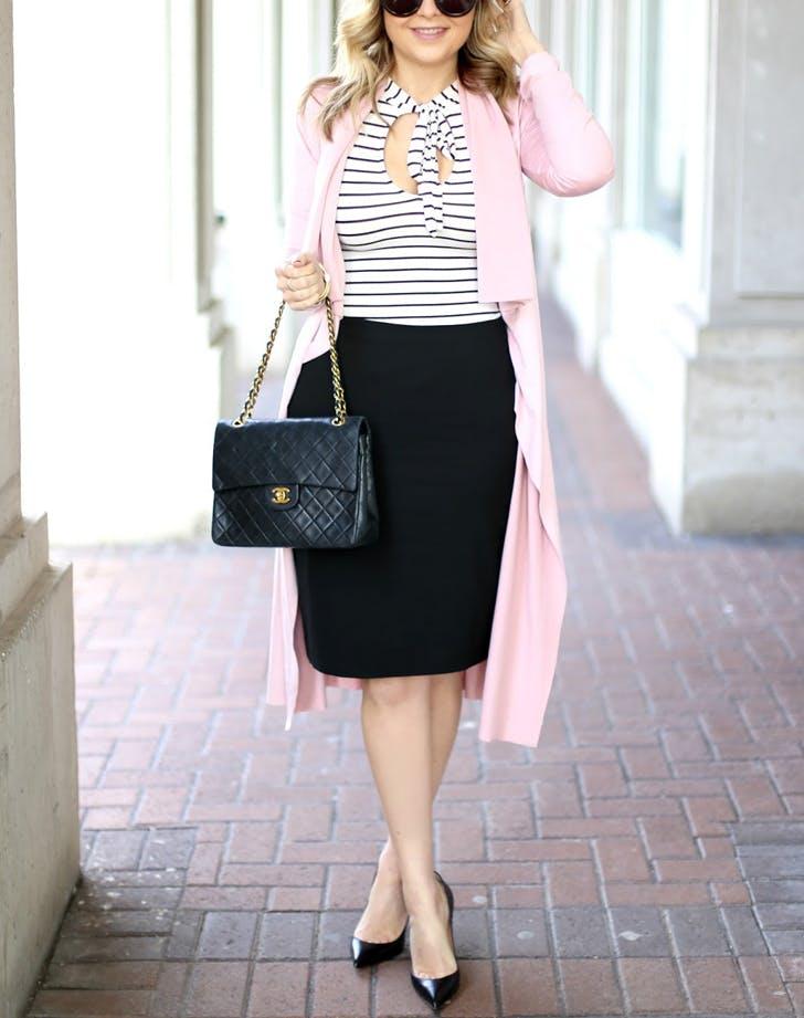 business pencilskirt