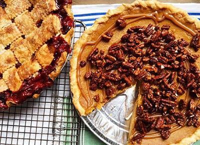 best pies NY 400