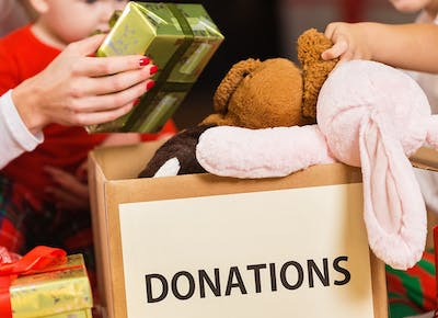 donation box holiday toys gifts msn