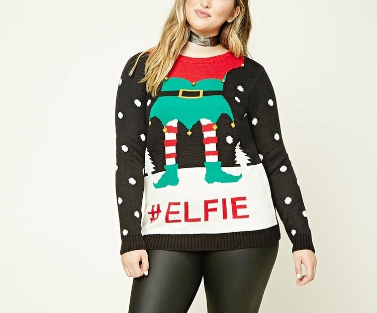 12 Ugly Christmas Sweaters You Ll Love Purewow