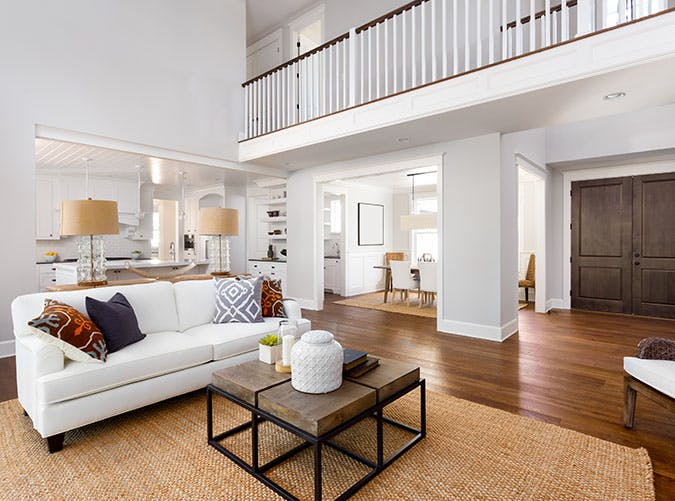 Common living room decorating mistakes purewow for Apartment design mistakes