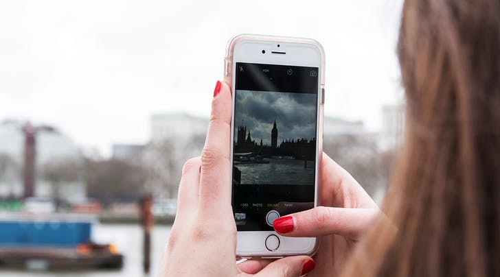 The One Trick for Less Blurry iPhone Photos