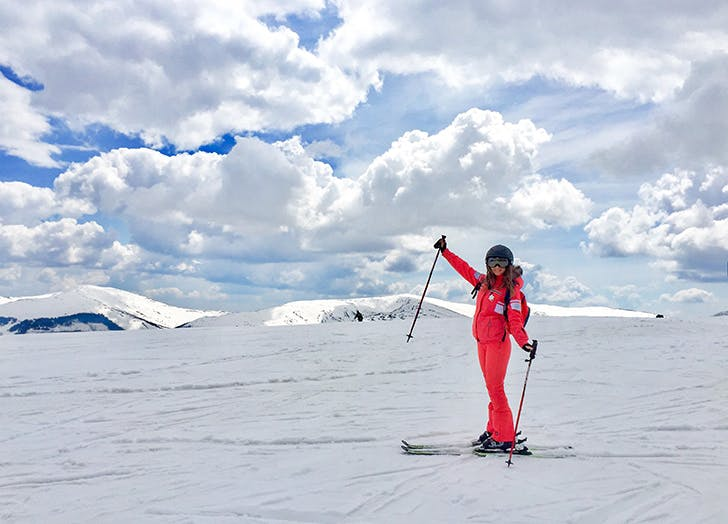 fit goals skiing