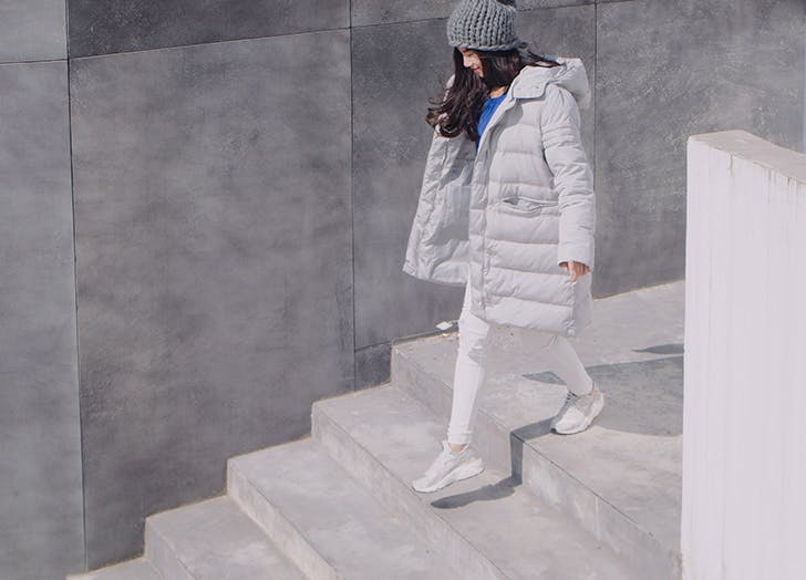 fit goals winter walking