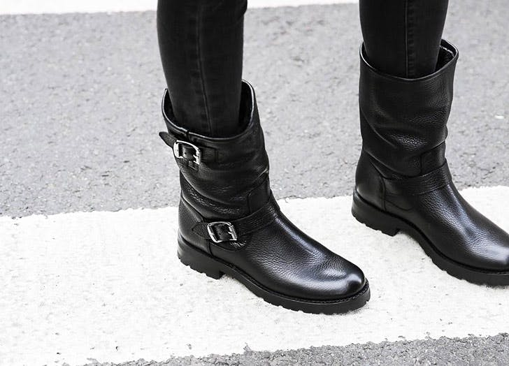 Chic Boots You Can Wear All Through Winter Purewow