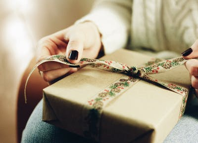 gift books wrapping msn
