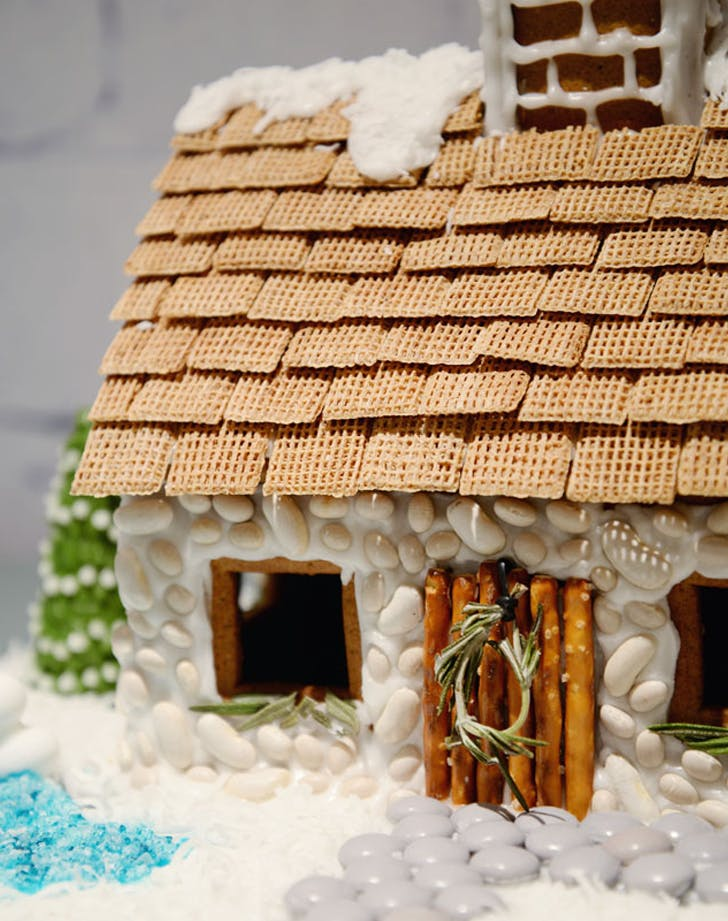 Gingerbread House Recipes To Make With Kids Purewow