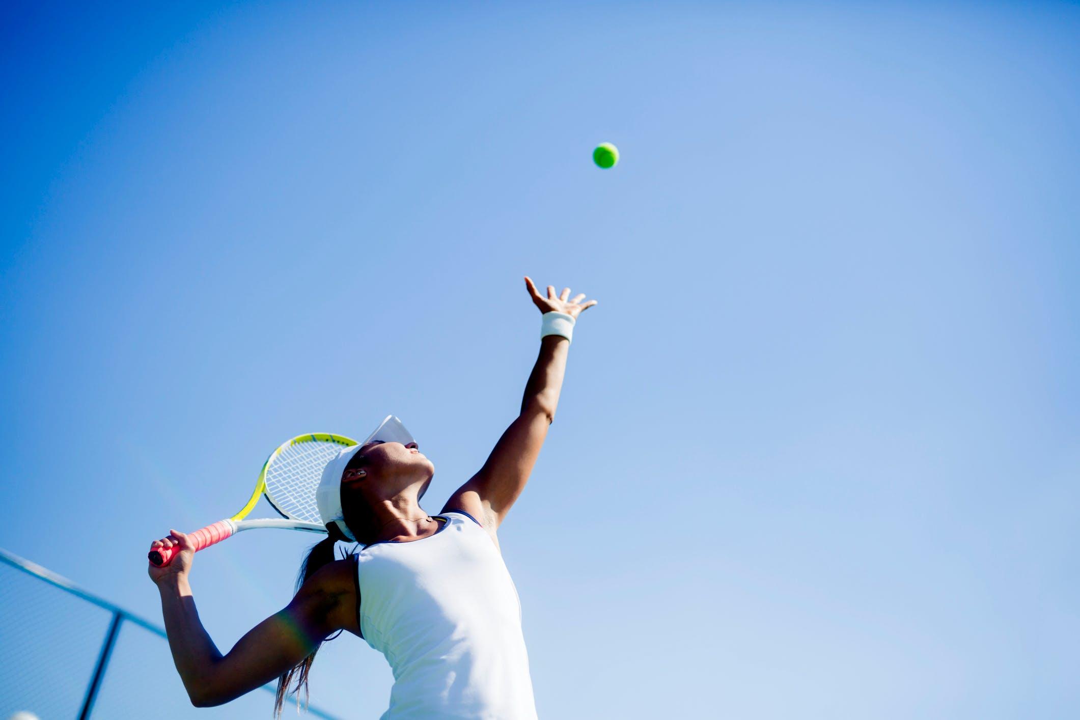 la fitness goals tennis
